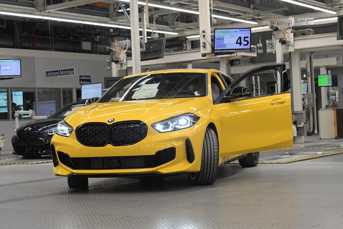 BMW Individual kleur 1 Reeks