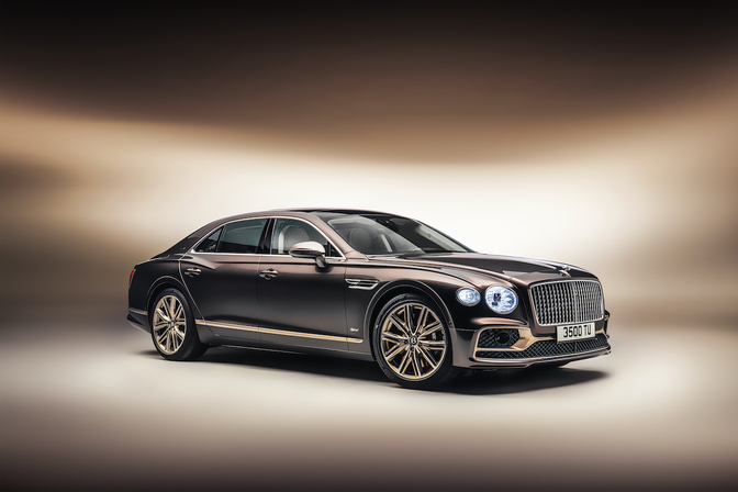 Bentley Flying Spur Hybrid Odyssean Edition 2021