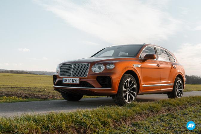 Essai: Bentley Bentayga V8 (2021)