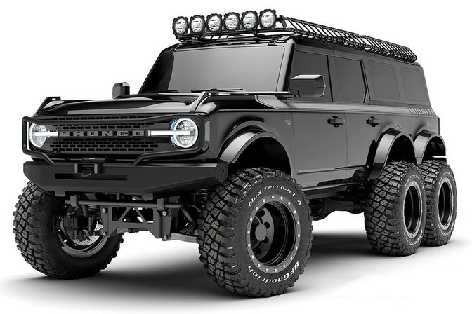 Maxlider Motors Bronco 6x6