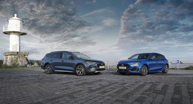 Ford Focus facelift 2021