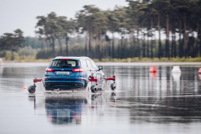 Ford Driving Skills for Life seniors 2021