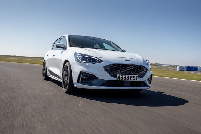 Mountune Ford Focus ST m365