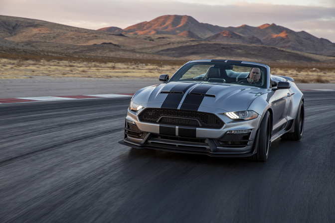 Shelby Super Snake Speedster (2021)