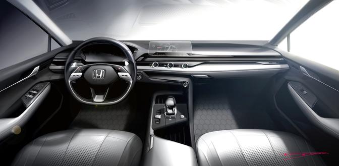 Honda habitacle 2021