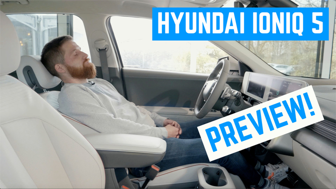 Hyundai Ioniq 5 preview video