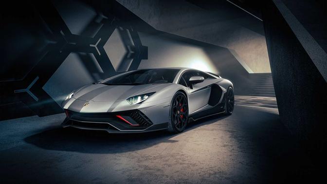 Lamborghini Aventador opvolger hybride V12