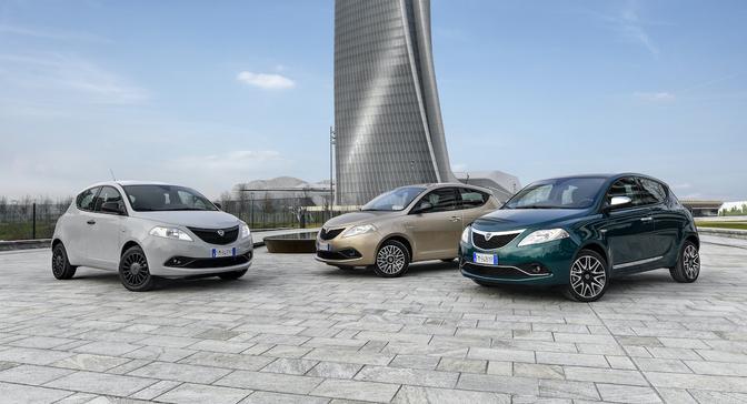 Lancia elektrische toekomstplannen