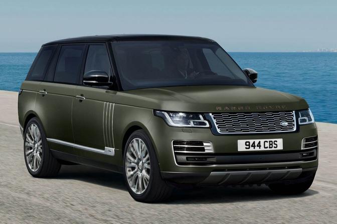 Range Rover SVAutobiography Ultimate 2021