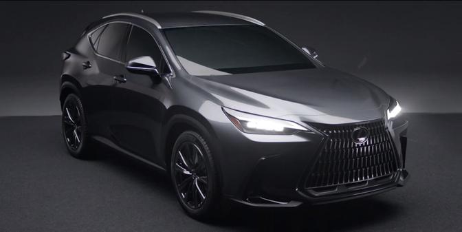 Gelekt: Lexus NX