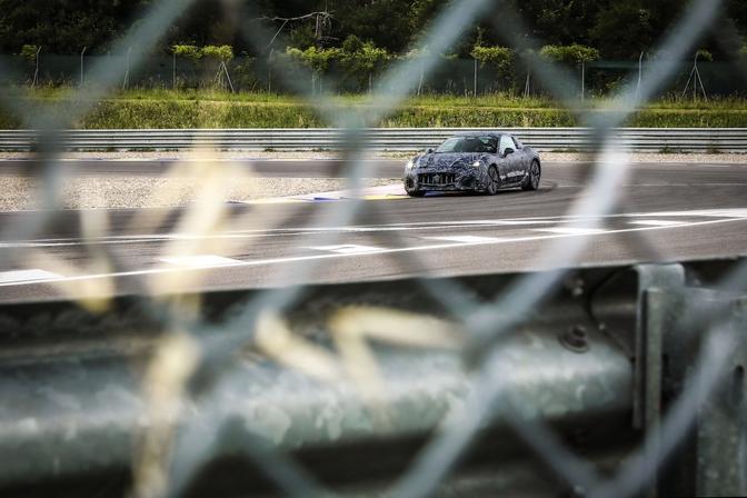Maserati GranTurismo elektrisch 2021