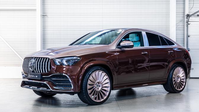 Hofele HGLE Coupe Mercedes