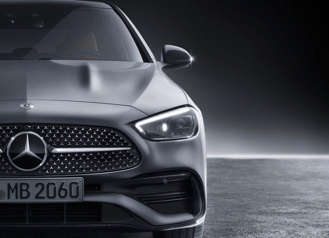Mercedes dealer Belgie