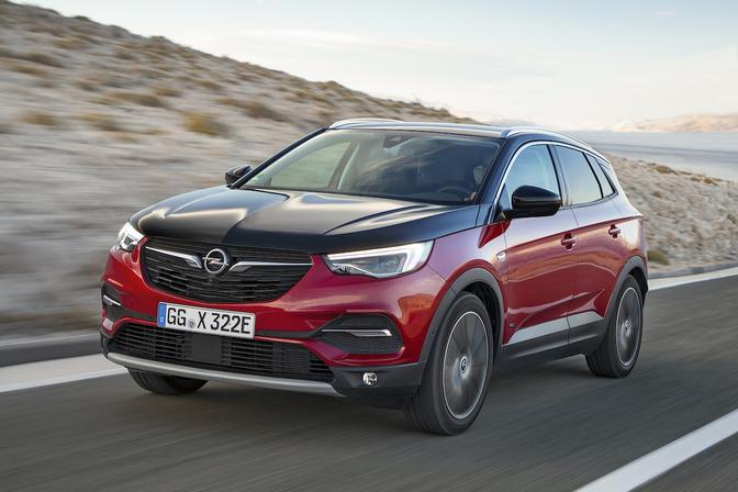 Opel Grandland X test 2021