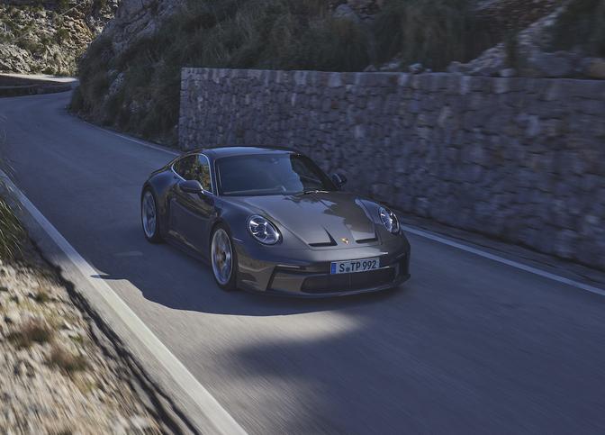Porsche 911 GT3 Touring Pakket 2021