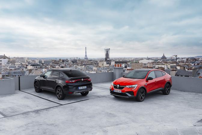 Renault Arkana 2021 Belgie