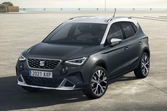 Seat Arona facelift 2021