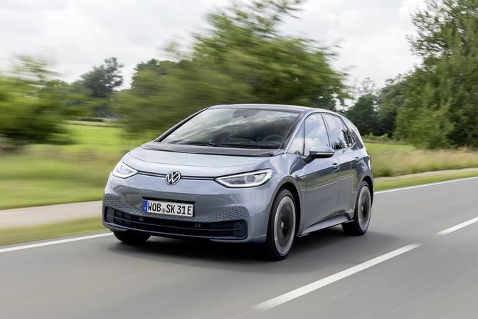 Volkswagen ID.3 verkoop 2020 2021