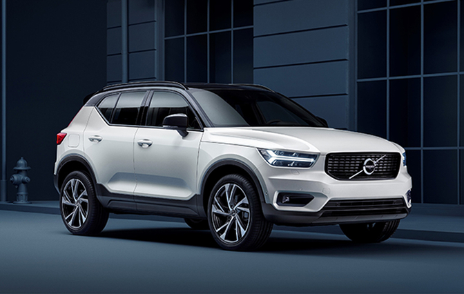 xc40 private lease