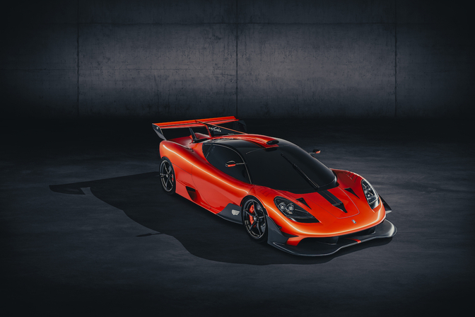 Gordon Murray Automotive T.50s 2021