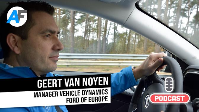 Autofans podcast Geert Van Noyen