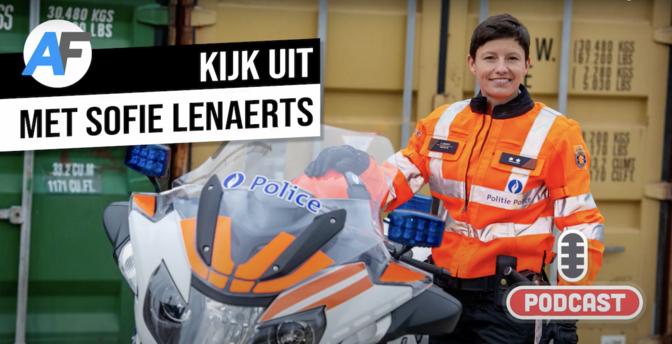 Autofans podcast Sofie Lenaerts Kijk Uit