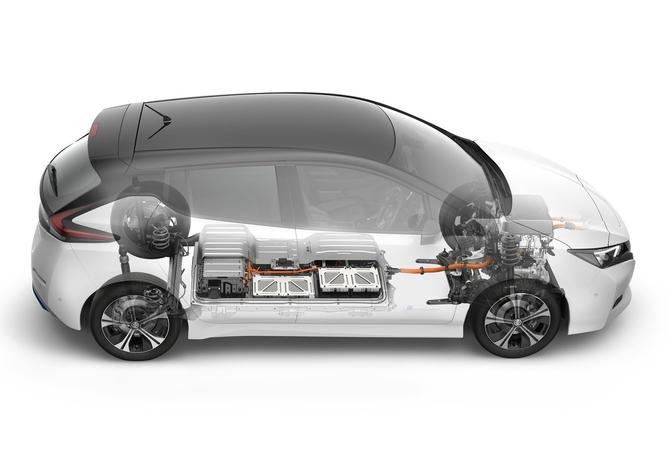 aluminium-ion batterij info auto EV