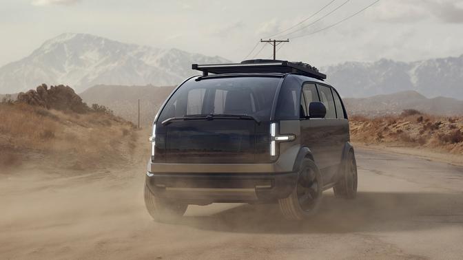 Canoo Lifestyle Vehicle VDL Nedcar