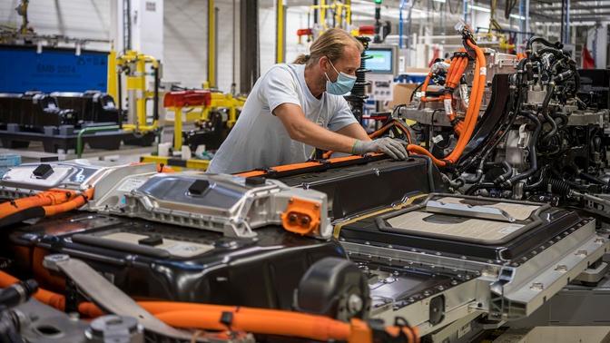 Volvo Gent augmente sa capacité de production électrique