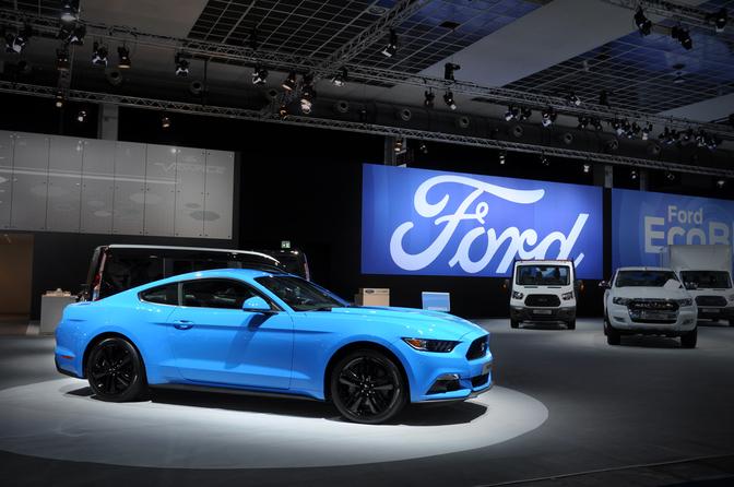 Beursweetje Europese Ford Mustang Hybrid Hangt Af Van Succes In Vs