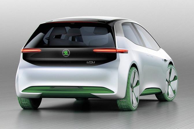 Vraag Hoe Ziet Een Elektrische Wagen Van Seat En Skoda Die Jij Zou