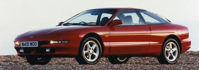 Vergeten auto #66: Ford Probe