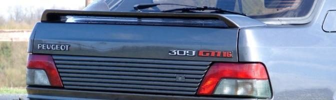 Vergeten Auto: Peugeot 309 GTi 16