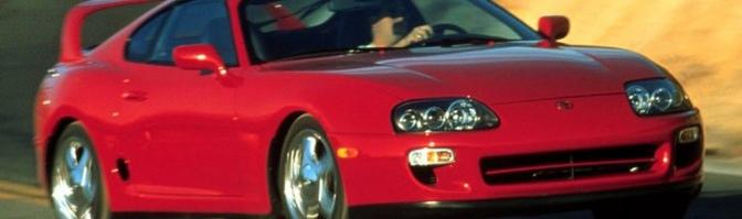 Toyota Supra Mk IV