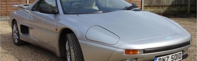 Vergeten auto: Panther Solo II