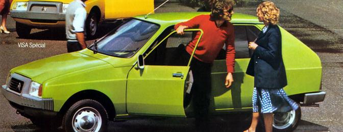 Vergeten auto #61: Citroën Visa en Axel