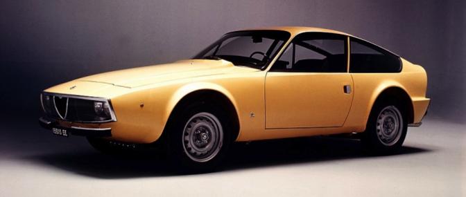Alfa Romeo 1300 & 1600 Junior Zagato