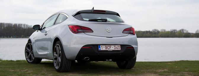 Rijtest: Opel Astra GTC 2.0 CDTi