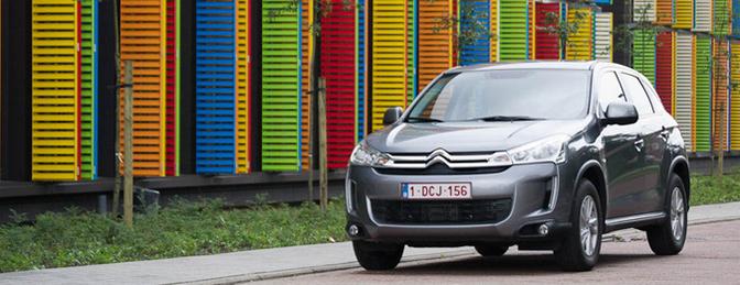 Rijtest: Citroën C4 Aircross