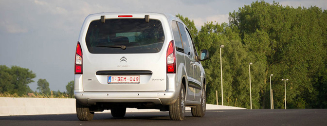 Rijtest: Citroën Berlingo Multispace e-HDi