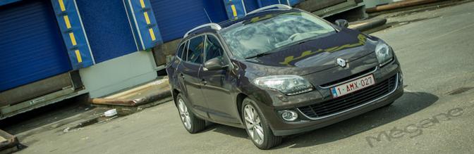 Renault Mégane Grandtour Collection 2012