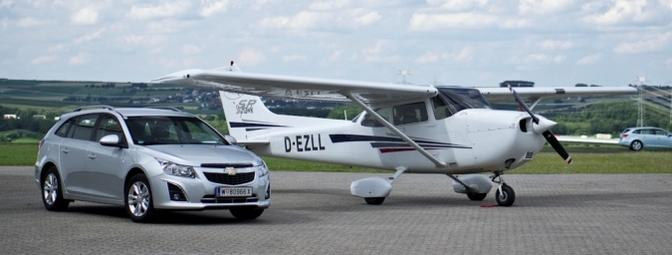 Chevrolet Cruze SW 2012