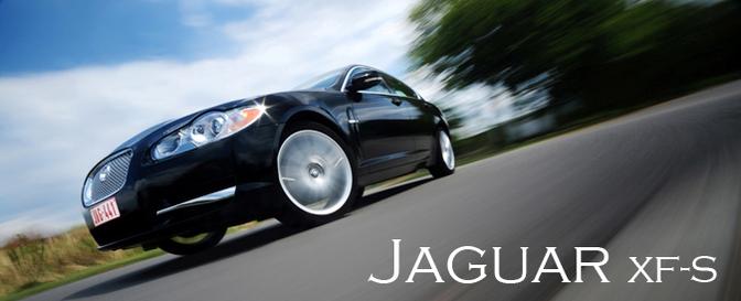 Jaguar XF-S
