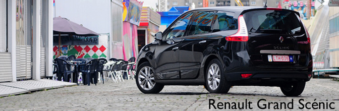 Renault Grand Scenic TCe