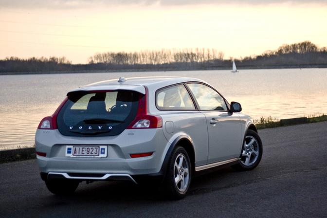 Volvo C30 is geschiedenis