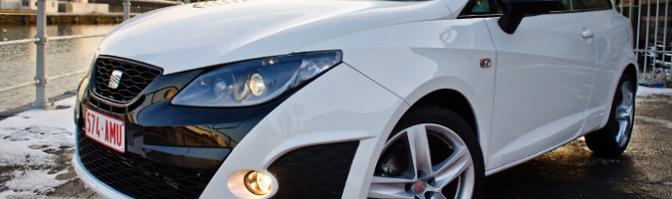 Rijtest Seat Ibiza FR Bocanegra