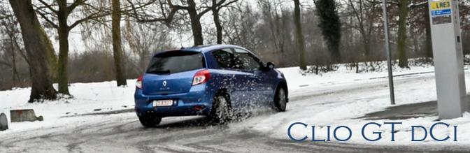 Renault Clio GT dci