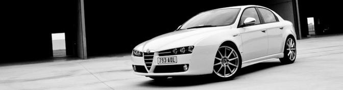 Alfa Romeo 159 1750 TBi TI