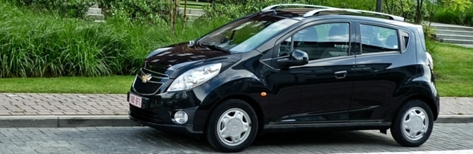 Rijtest: Chevrolet Spark LS+ 1.0