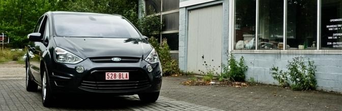 Rijtest: Ford S-Max TDCi (2010)